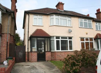 Thumbnail 3 bed semi-detached house for sale in Southfield Close, Hayes
