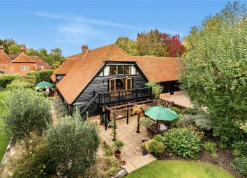 South Winchester Golf Course, Romsey Road, Pitt, Winchester, Hampshire SO22. 5 bed detached house for sale