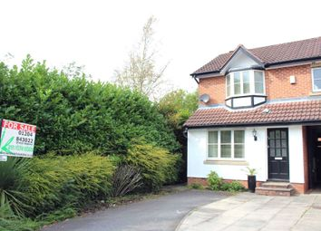 Thumbnail 2 bedroom semi-detached house for sale in Ashburn Close, Horwich, Bolton