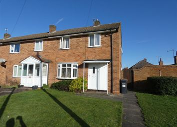 Thumbnail 2 bed end terrace house for sale in Mayswood Road, Solihull, Solihull