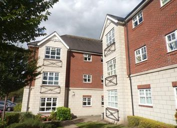 Thumbnail 1 bed flat for sale in The Oaks, Sandbach Drive, Northwich, Cheshire