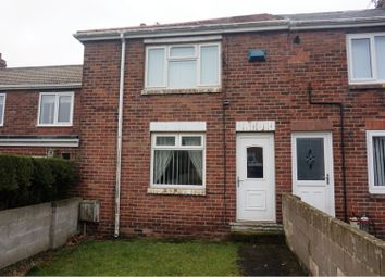 Thumbnail 2 bed terraced house for sale in Dene Avenue, Peterlee