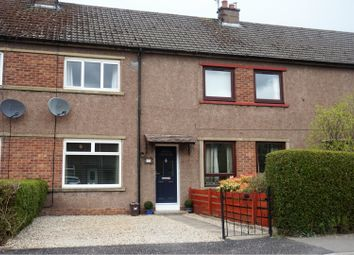 Thumbnail 2 bedroom terraced house for sale in Grange Place, Monifieth