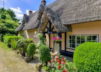 Thumbnail 4 bed cottage for sale in Hunston, Bury St Edmunds, Suffolk
