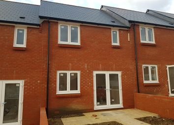 Thumbnail 2 bed terraced house for sale in Pplot 110, Dukes Way, Axminste