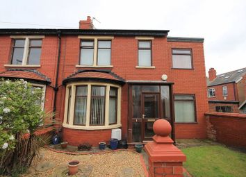 Thumbnail 3 bedroom semi-detached house to rent in 28 Jesmond Avenue, Blackpool