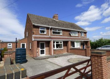 3 bed semi-detached house for sale in Nunnery Cottages, Lelley, Hull HU12