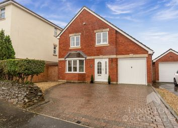 Thumbnail 4 bed detached house for sale in The Birches, Glenholt, Plymouth
