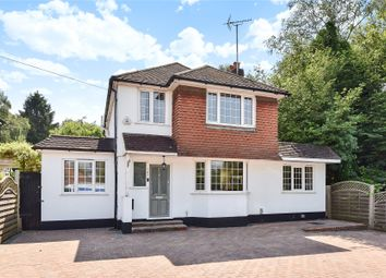 Thumbnail 3 bed detached house for sale in Croydon Road, Keston