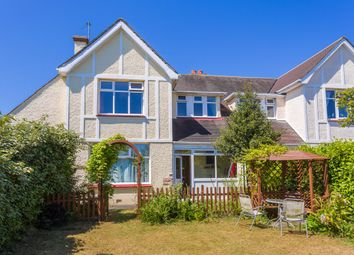 Thumbnail 5 bed semi-detached house for sale in Avenue Vivier, St. Peter Port, Guernsey