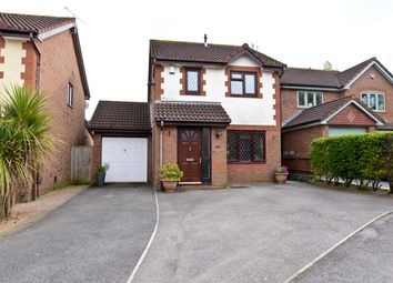Thumbnail 3 bedroom detached house for sale in Craven Close, Longwell Green, Bristol