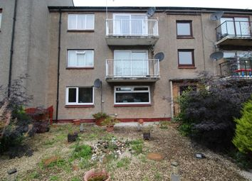 Thumbnail 2 bed flat for sale in Denhead Crescent, Dundee