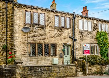 3 bed cottage for sale in Leymoor Road, Golcar, Huddersfield HD7
