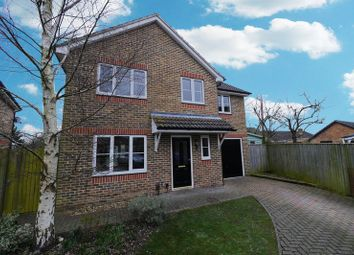 Thumbnail 4 bed detached house to rent in The Moorlands, Benson, Wallingford