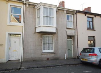 Thumbnail 4 bed terraced house for sale in Harding Street, Tenby, Tenby, Pembrokeshire