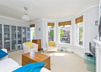 Thumbnail 3 bed flat for sale in Revelstoke Road, Southfields, London