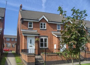 Thumbnail 2 bed terraced house to rent in Drapers Fields, Canal Basin, Coventry