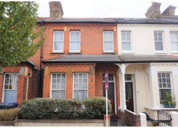 Thumbnail 2 bed terraced house for sale in Carlyle Road, London