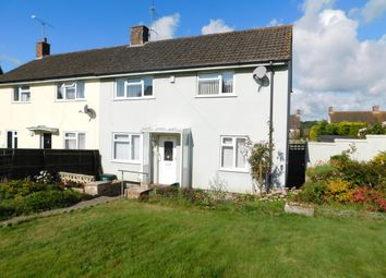 Thumbnail 3 bed semi-detached house for sale in First Avenue, Axminster