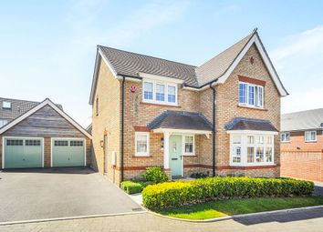 Thumbnail 4 bedroom detached house for sale in York Road, Calne