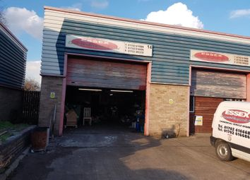 Thumbnail Industrial to let in Unit 14, Farriers Way, Southend-On-Sea