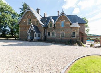 Thumbnail 6 bed detached house for sale in Llanmartin, Newport