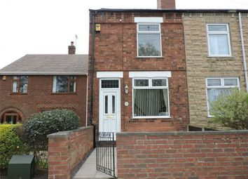 Thumbnail 2 bed end terrace house for sale in Brookhill Lane, Pinxton, Nottingham, Derbyshire
