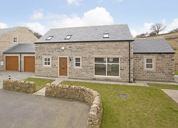 Thumbnail 4 bed link-detached house for sale in Plot 3, Woodfield Road, Cullingworth