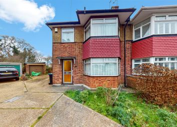 Thumbnail 3 bed semi-detached house for sale in Byron Road, Wembley