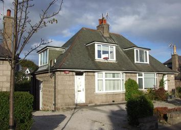 Thumbnail 2 bed semi-detached house to rent in Rubislaw Park Crescent, Aberdeen
