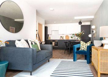 111 Chertsey Road, Woking, Surrey GU21. 1 bed flat for sale