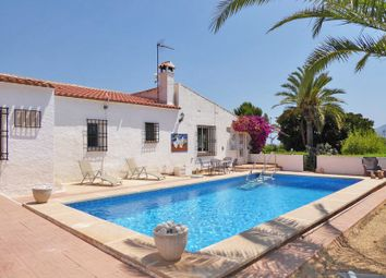 Thumbnail 2 bed villa for sale in Alfaz Del Pi, Alicante, Valencia, Spain