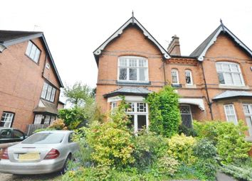 Thumbnail 4 bed semi-detached house for sale in Knighton Drive, Leicester