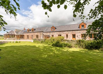 Thumbnail 8 bedroom property for sale in Hillock, Kinnell, Arbroath, Angus