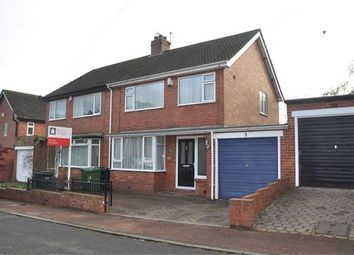 Thumbnail 3 bed semi-detached house for sale in Lintzford Gardens, Rowlands Gill
