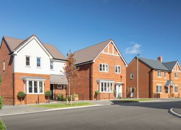 "3 bed detached house for sale in ""The Chisbury"" at Deardon Way, Shinfield, Reading RG2"