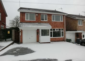 Thumbnail 4 bed link-detached house for sale in Oakwood Road, Hollywood, Birmingham