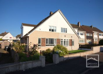 Thumbnail 2 bed semi-detached house for sale in Newlands Road, Uddingston, Glasgow