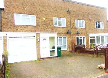 Thumbnail 4 bed terraced house to rent in Lismore Crescent, Crawley