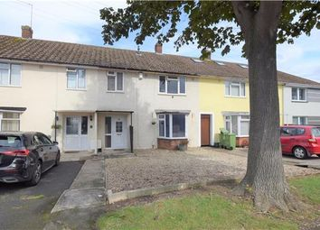 Thumbnail 3 bed terraced house for sale in Oldbury Road, Cheltenham, Gloucestershire