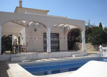 Thumbnail 3 bed semi-detached house for sale in El Campello, Alicante, Spain