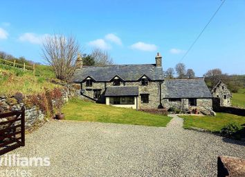 Thumbnail 4 bed detached house for sale in Betws Gwerfil Goch, Corwen