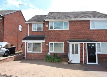 3 bed semi-detached house for sale in Dorchester Road, Kimberley, Nottingham NG16