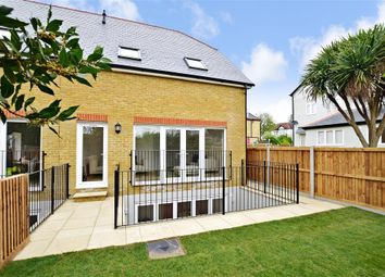 Thumbnail 4 bedroom semi-detached house for sale in Lansdowne Road, London