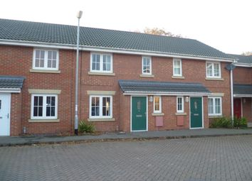 Thumbnail 3 bed terraced house to rent in Arvina Close, North Hykeham, Lincoln