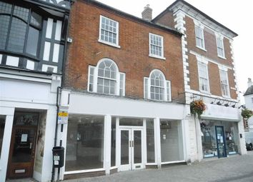 Thumbnail Retail premises to let in Market Place, Uttoxeter, Staffordshire