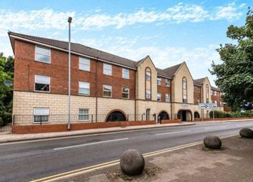 Thumbnail 2 bed flat for sale in Kelvestone House, 47 Park Road, Cannock, Staffordshire