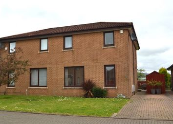 Thumbnail 3 bed semi-detached house for sale in 8, Garnie Oval, Erskine, Renfrewshire