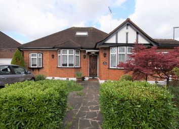 Thumbnail 4 bed detached bungalow to rent in Hereford Gardens, Pinner