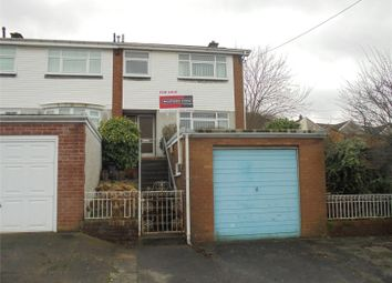 Thumbnail 3 bed end terrace house for sale in Regent Close, Regent Street, Aberdare, Rhondda Cynon Taff